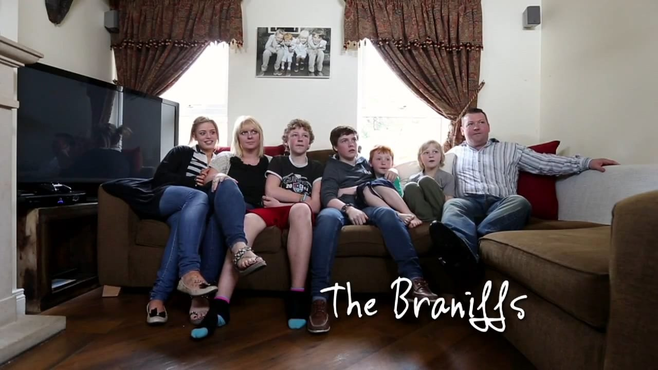 BT Infinity Braniffs Campaign