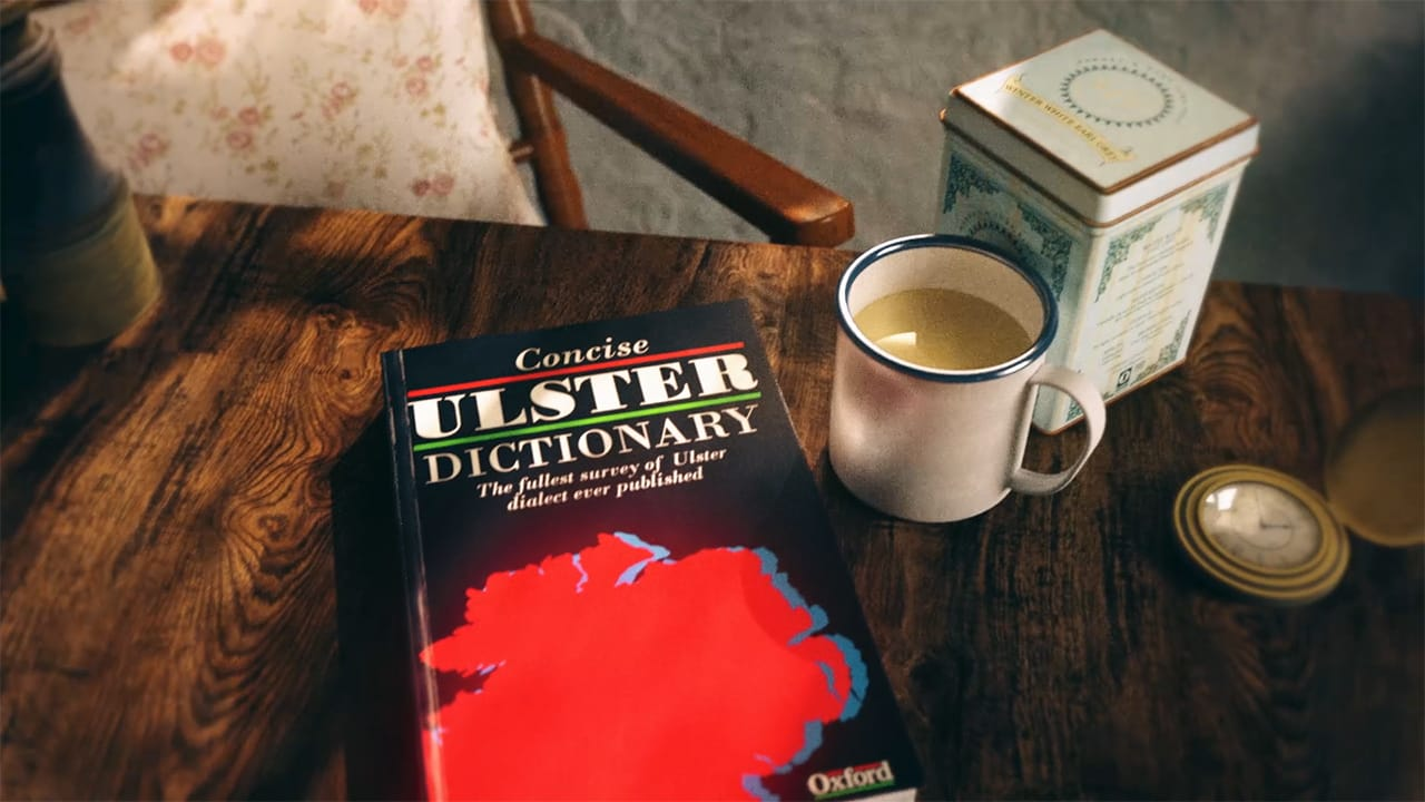 Languages of Ulster