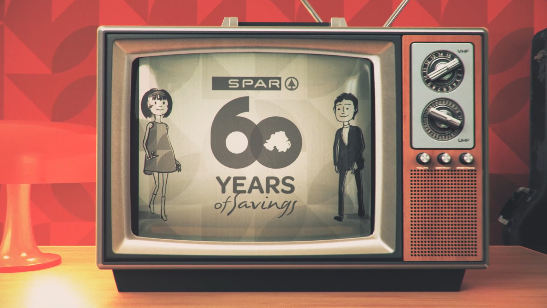 Spar 60th